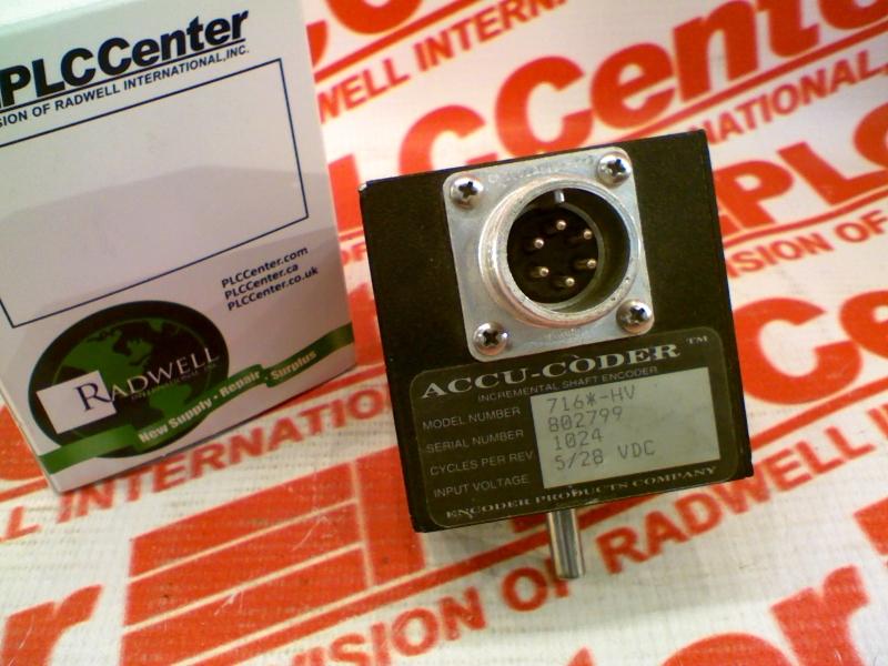 ACCU CODER 716-1024-HV-S-4-S-S-N