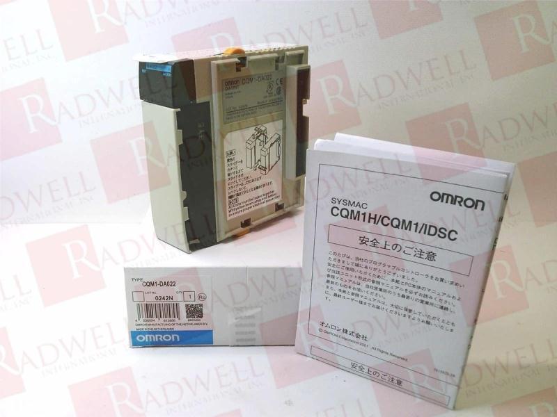 OMRON CQM1-DA022