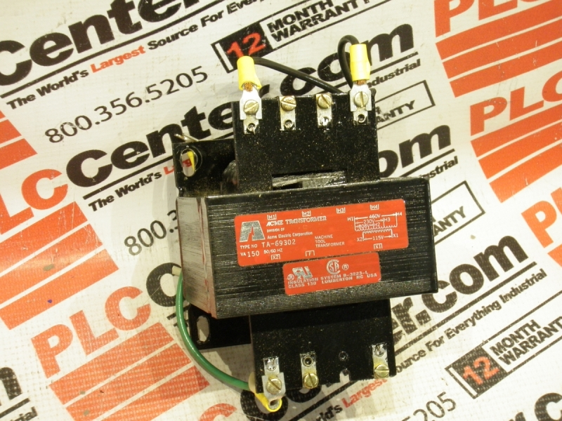 ACME ELECTRIC TA-69302