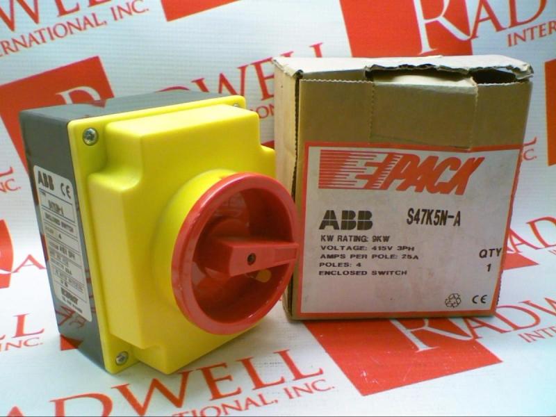 ABB S47K5N-A