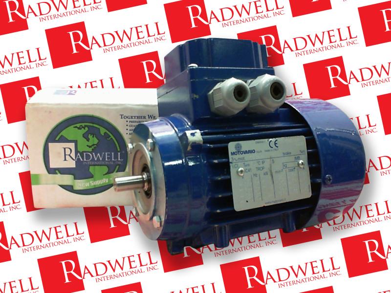 MOTOVARIO REDUCERS TS63B4-0.18-230/400-50-B14-DR