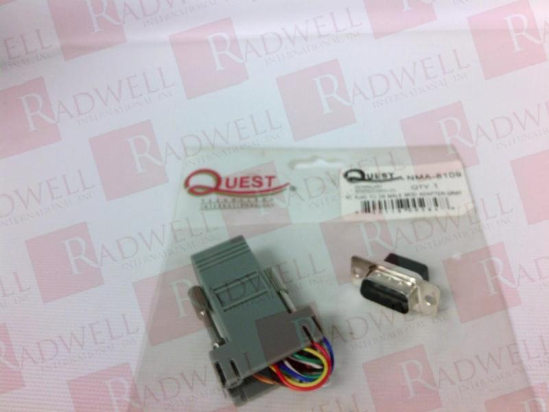 QUEST TECHNOLOGIES NMA-8109