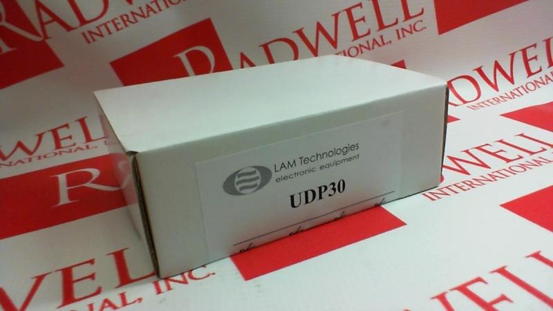 LAM TECHNOLOGIES UDP30