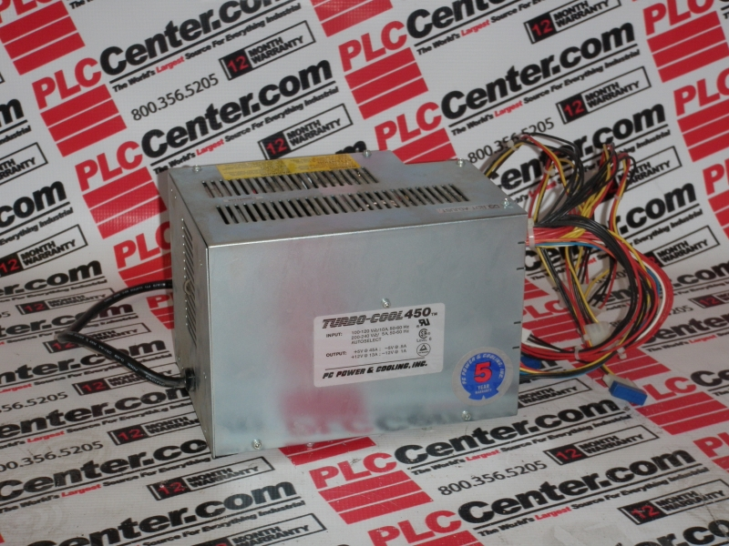PC POWER COOLING TURBOCOOL450