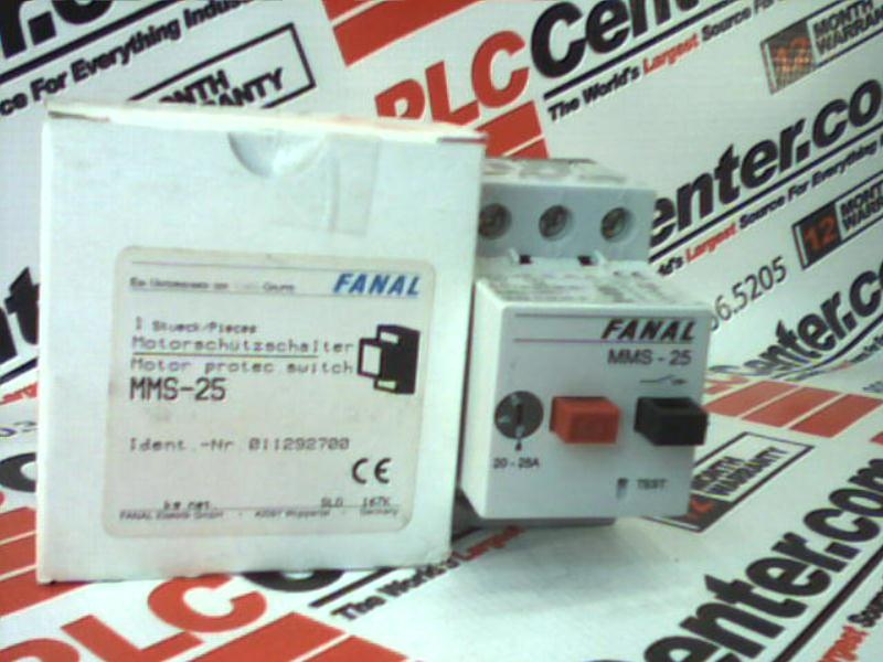 FANAL MMS-25