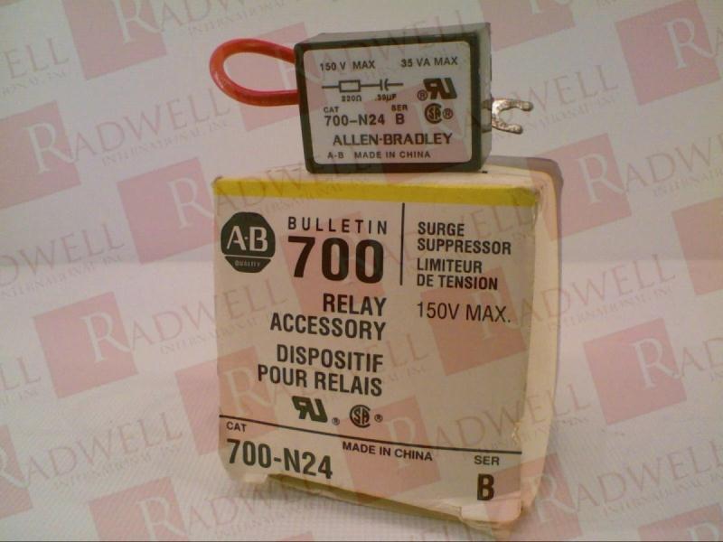 ALLEN BRADLEY 700-N24