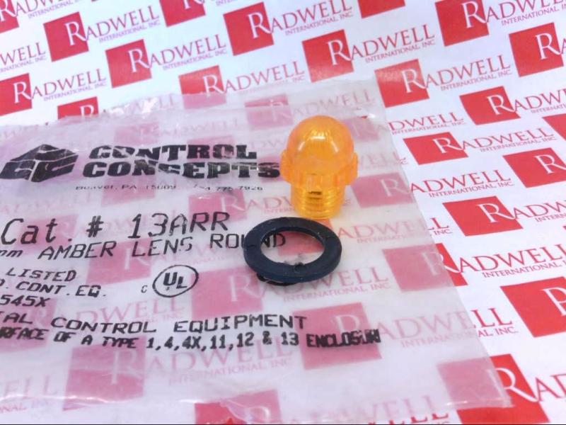 CONTROL CONCEPTS 13ARR
