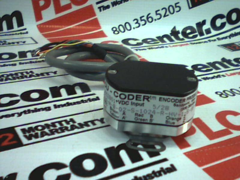 ACCU CODER 260-N-B-02-S-1024-R-HV-1-1-S-SF-4-N