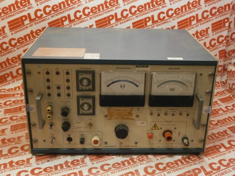 KIKUSUI ELECTRONICS 860A-S