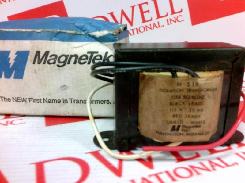 MAGNETEK N-51X
