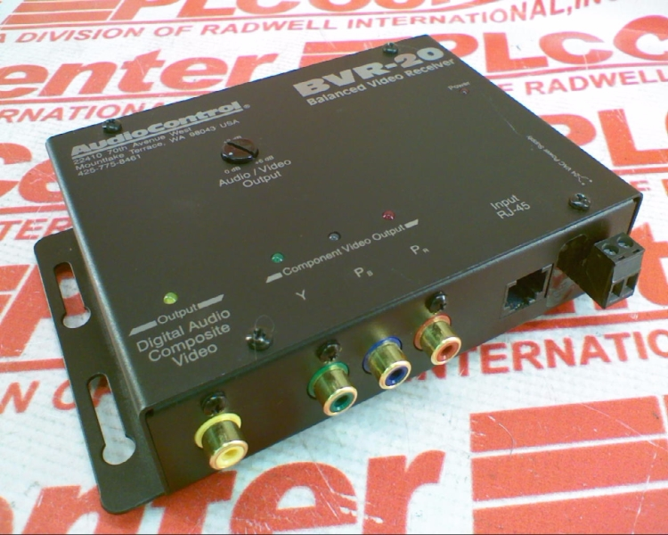 AUDIO CONTROL BVR-20