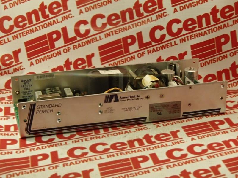 ACME ELECTRIC SWS-325T-5/12/12