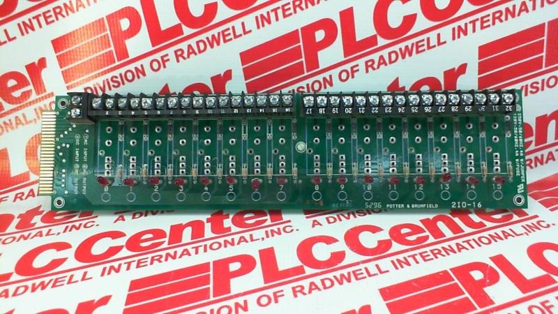 P&B 2IO-16