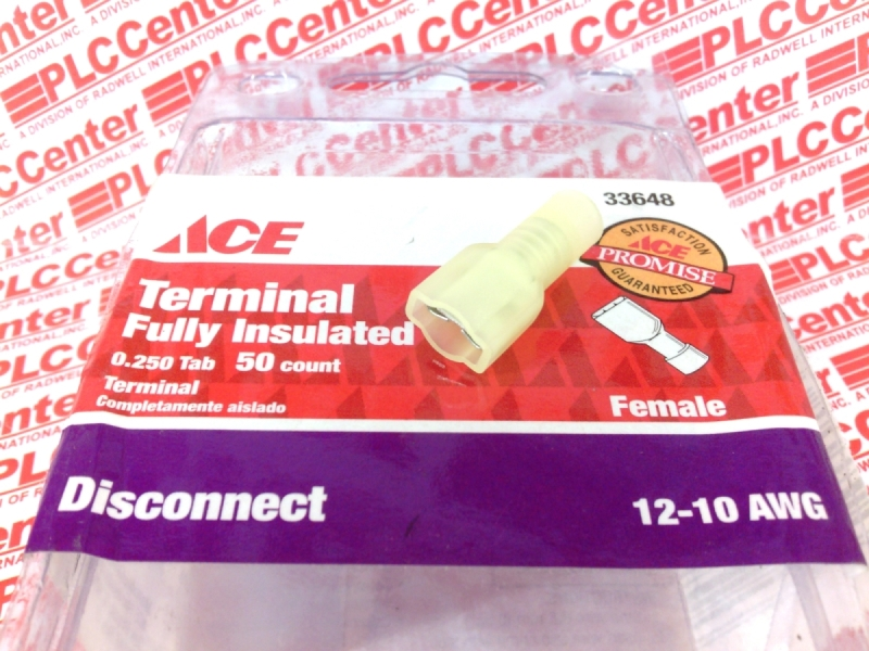 ACE HARDWARE 33648-EACH