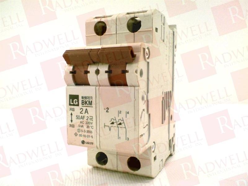 LG INDUSTRIAL SYSTEMS BKM-2-2