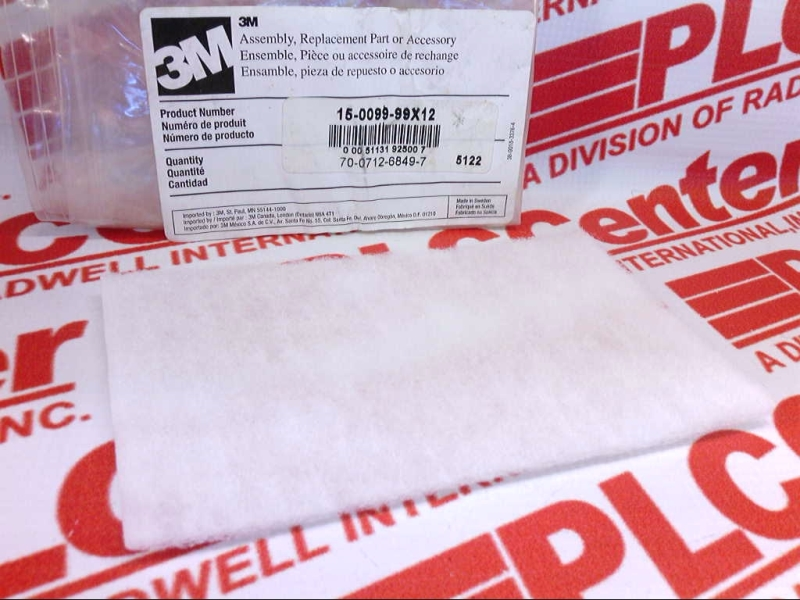 3M HOME & COMMERCIAL CARE 15-0099-99X12