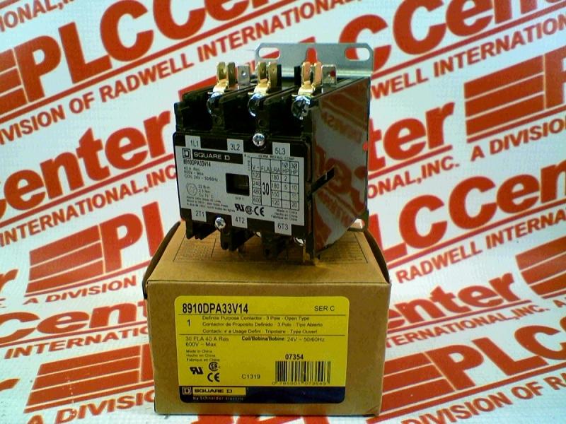 SQUARE D 8910-DPA33-V14