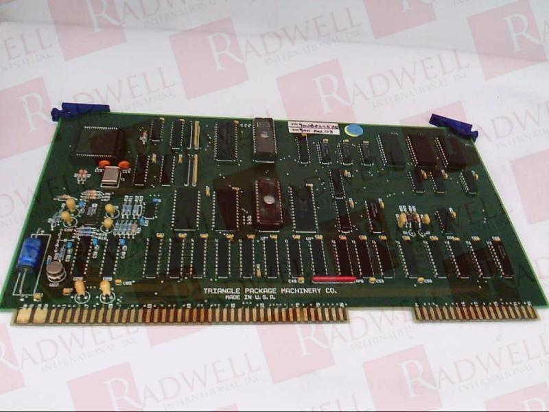 TRIANGLE MACHINE 90WB8005AD
