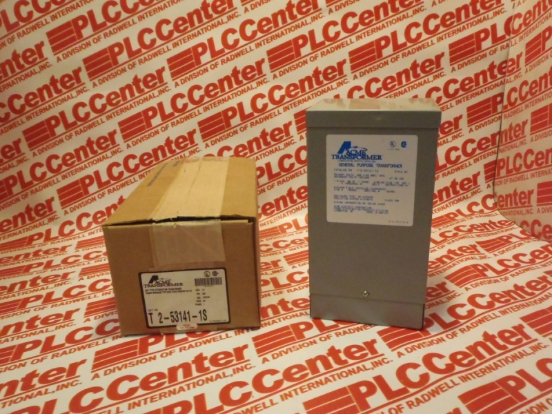 ACME ELECTRIC T2-53141-1S