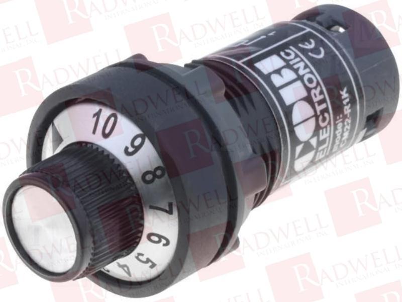 COBI ELECTRONIC CM-22-R50K