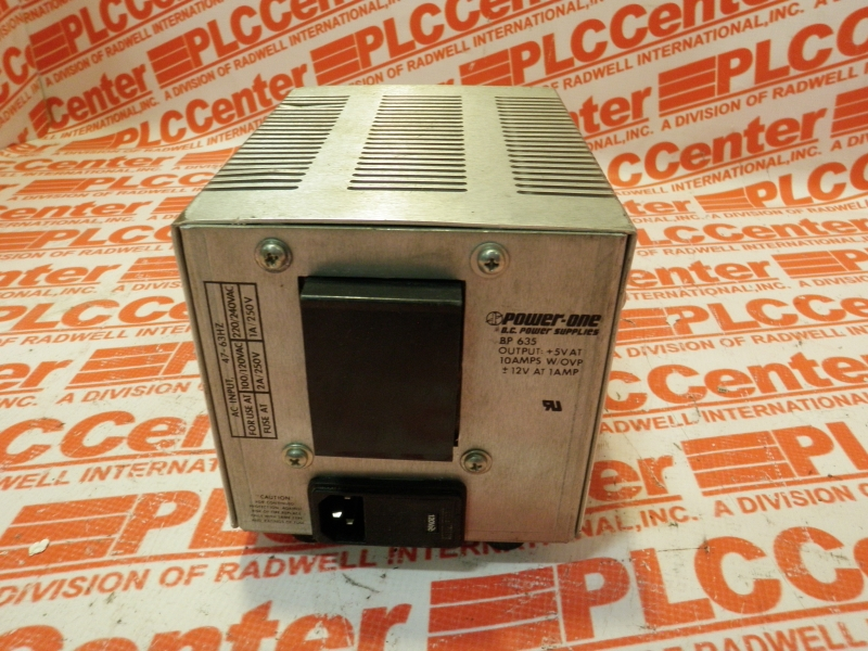 POWER ONE BP-635