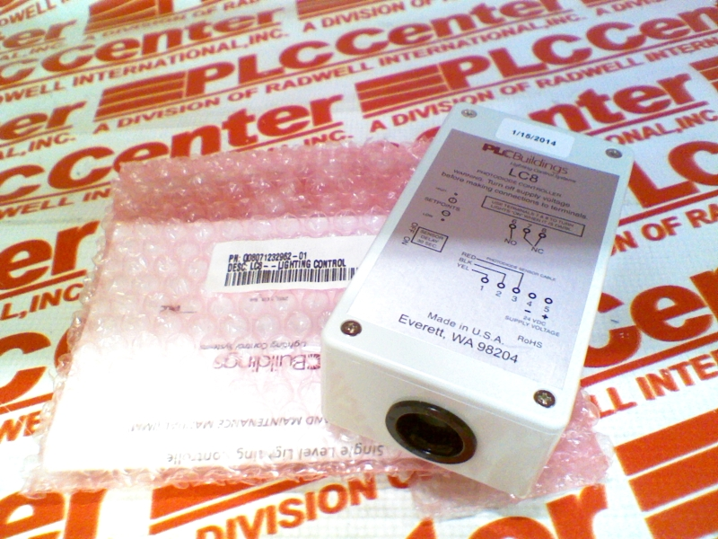 PLC MULTIPOINT LC8