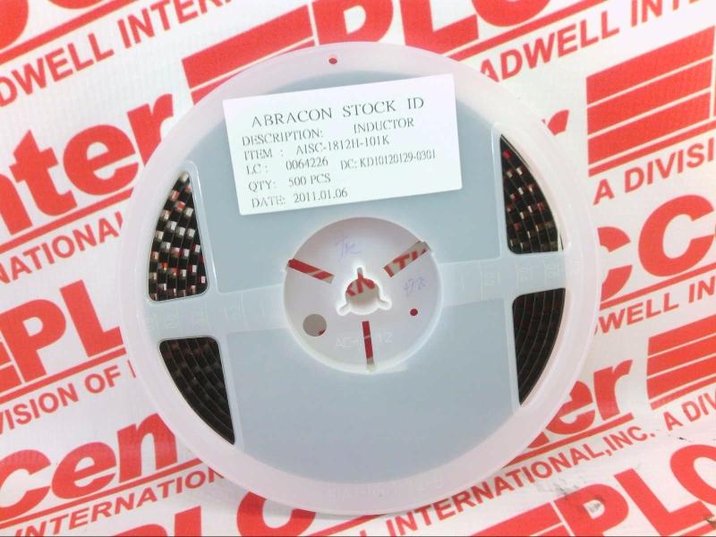 ABRACON AISC-1812H-101K-T