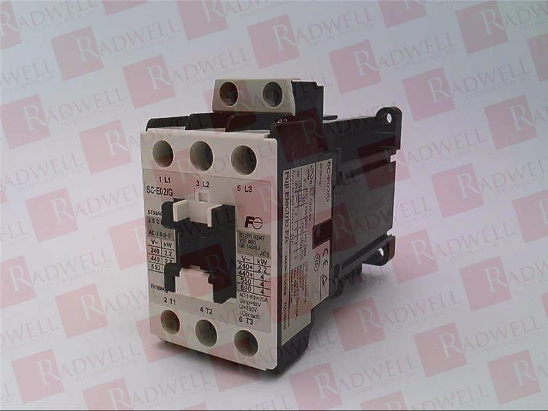 FUJI ELECTRIC SCE02-G-24VDC