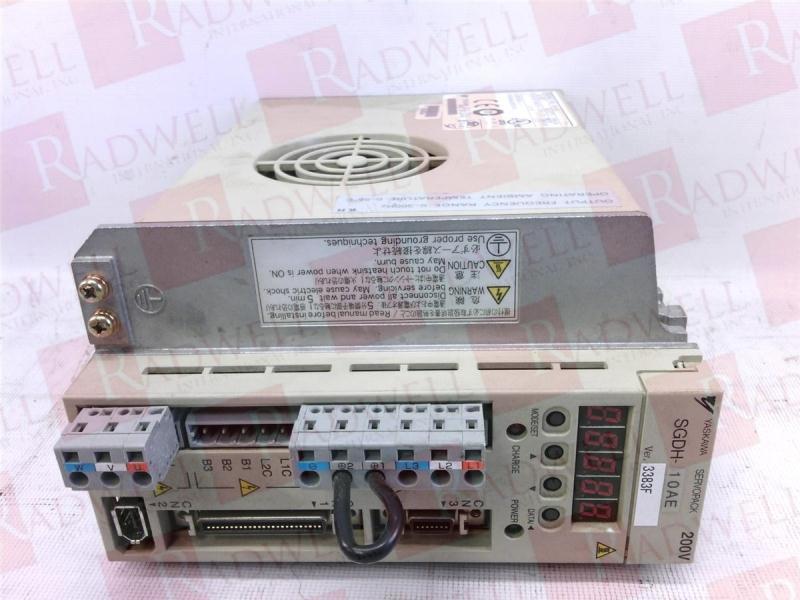 Sgdh 10ae By Yaskawa Electric Buy Or Repair At Radwell