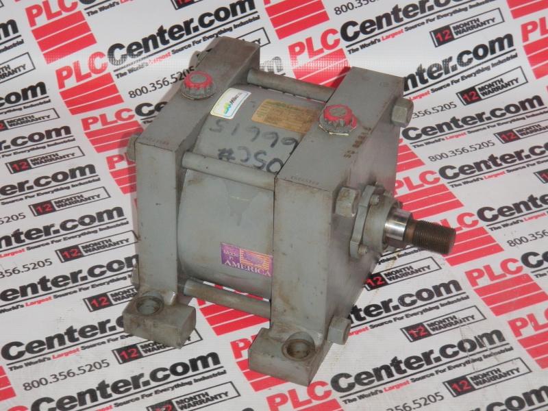 MILLER FLUID POWER A72B2N-7-2