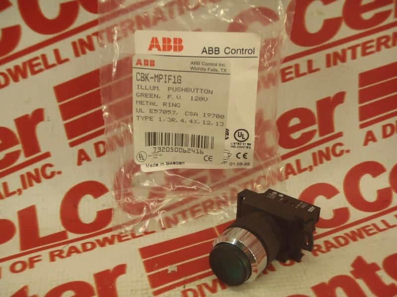 ABB CBK-MPIF1G