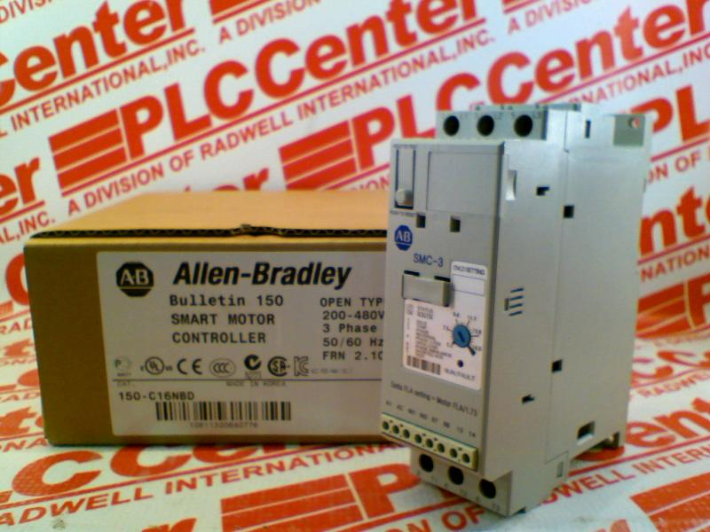 ALLEN BRADLEY 150-C16NBD