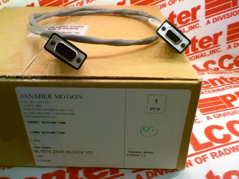 GL GEIJER ELECTR M.1016.2545