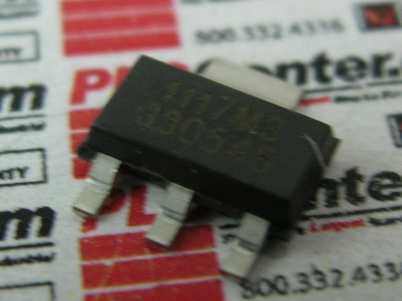 SIPEX SPX1117M333