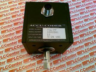 ACCU CODER 716-0012-PP-IND12-6-S-K-N