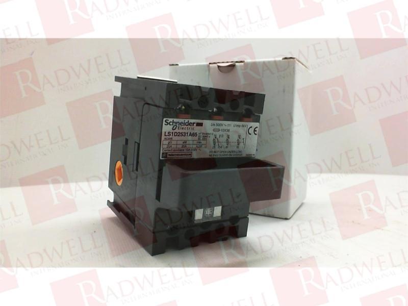 SCHNEIDER ELECTRIC LS1-D2531-A65