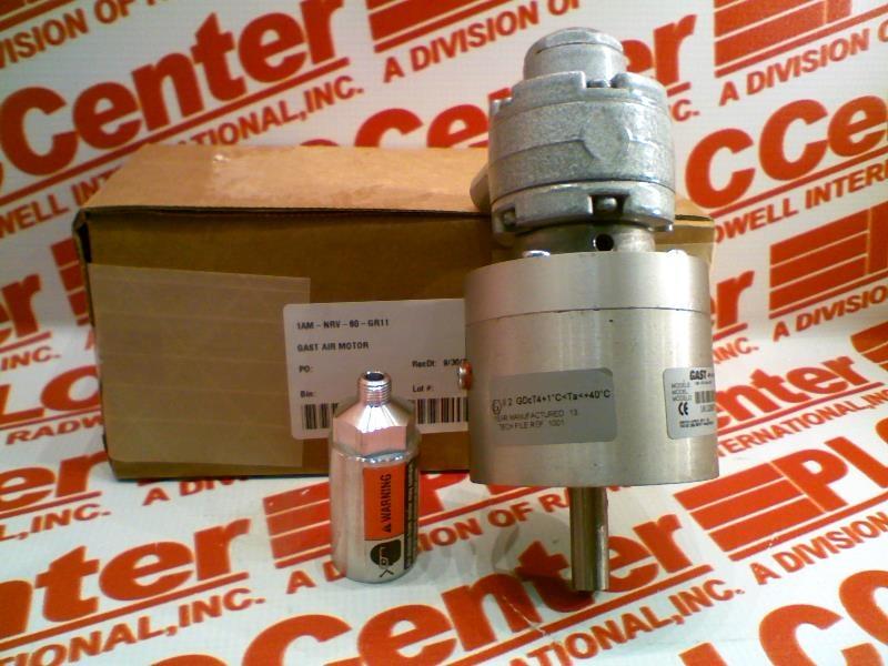 1amnrv 60 gr11 by gast mfg buy or repair at radwell for Gast air motor distributors