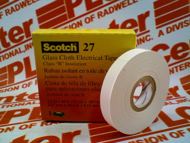 3M HOME & COMMERCIAL CARE 27TAPE12