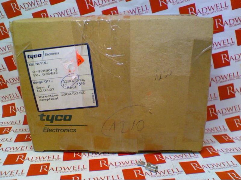 ADC FIBERMUX 928901-3-QTY1366