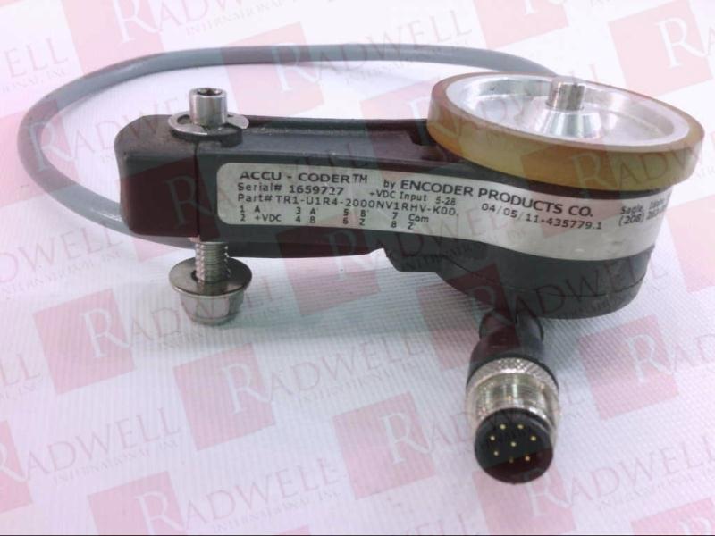 ACCU CODER TR1-U1R4-2000NV1RHV-K00