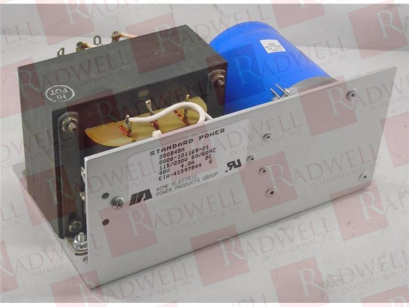 ACME ELECTRIC 0006-101169-01