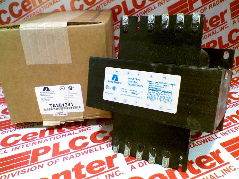ACME ELECTRIC TA-2-81241