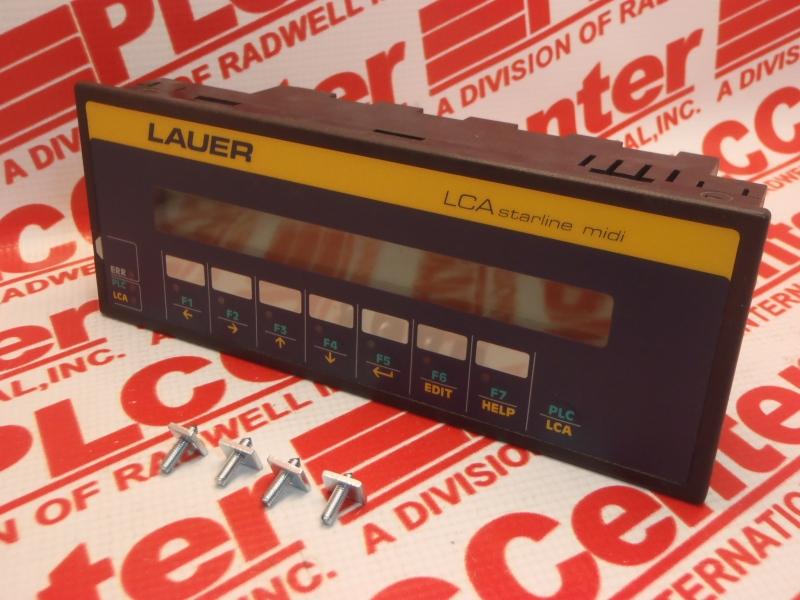 LAUER SYSTEME LCA300.0