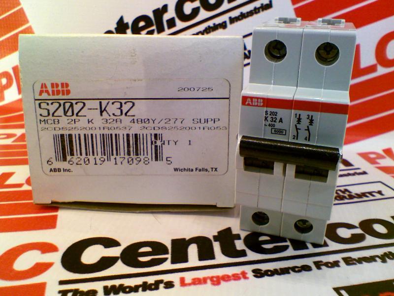 ABB S272-K32A