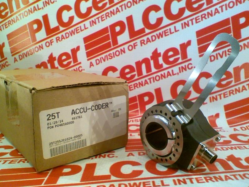 ACCU CODER 25T-25SJ-1024NV1QH5-SMK