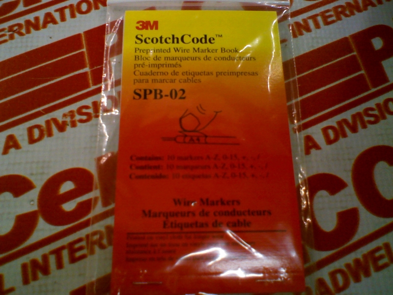 3M HOME & COMMERCIAL CARE SPB-02