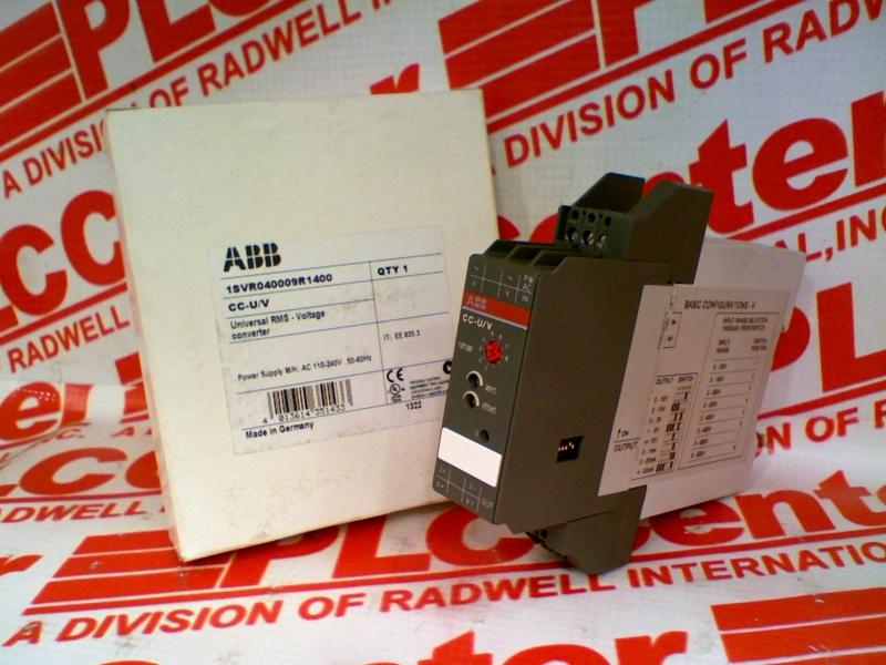 ABB CC-U/V