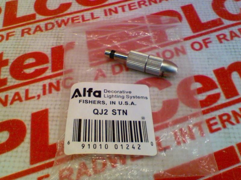 QJ2-STN by ALFA ELECTRONIQUE - Buy or Repair at Radwell - Radwell.com