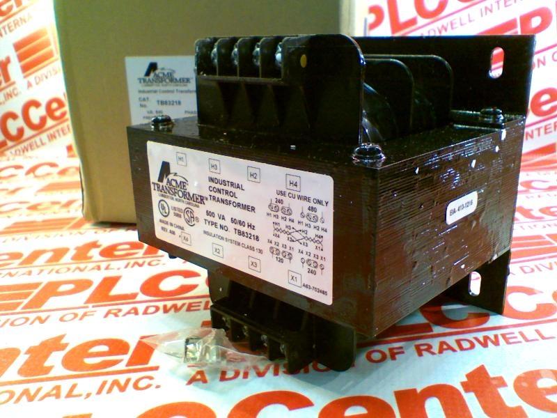 ACME ELECTRIC TB83218