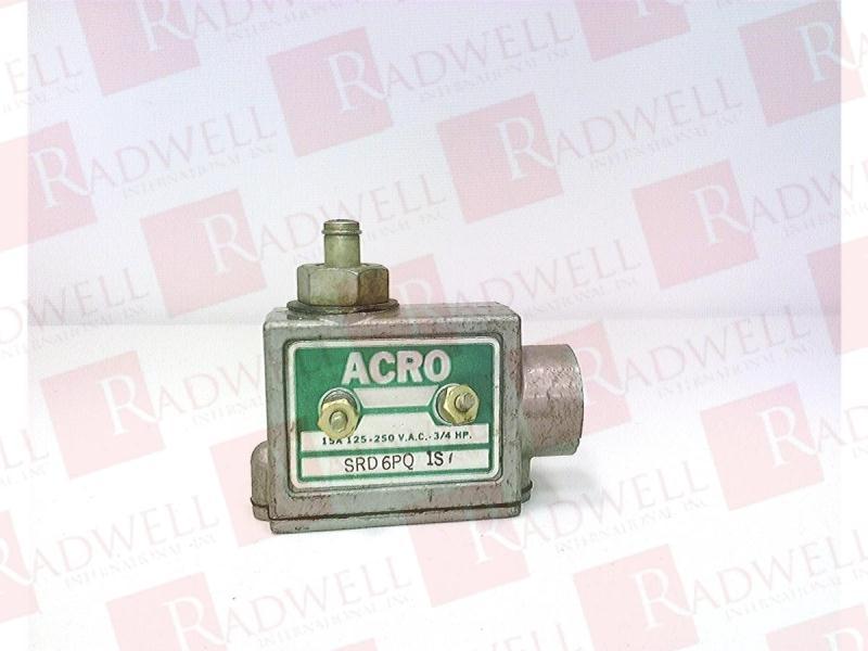 ACRO SWITCH SRD-6PQ-1S